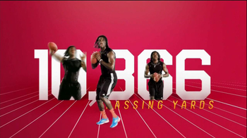 Subway TV Spot, '40 Yard Dash' Featuring Robert Griffin III, Mike Lee, and Blake Griffin - Thumbnail 4