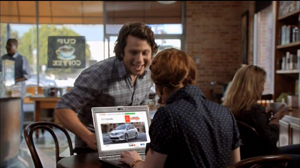 Toyota Nationwide Clearance Event TV Commercial, 'Coffee Shop'