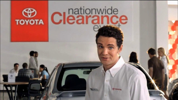 Toyota Nationwide Clearance Event TV Spot, 'Coffee Shop' - Thumbnail 4