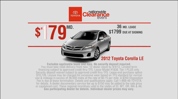 Toyota Nationwide Clearance Event TV Spot, 'Coffee Shop' - Thumbnail 7