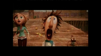 Feeding America TV Spot, 'Cloudy With A Chance Of Meatballs'