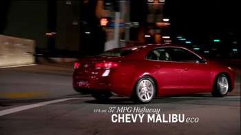 Chevrolet Malibu Eco TV Spot, Song by Spandau Ballet - Thumbnail 10