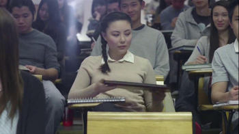 HP Envy 4 UltraBook TV Spot, 'Students' - Thumbnail 4