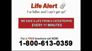 Life Alert TV Spot Waterproof Pendant  - Thumbnail 10