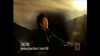 World Wildlife Fund TV Spot Featuring Lang Lang - Thumbnail 2