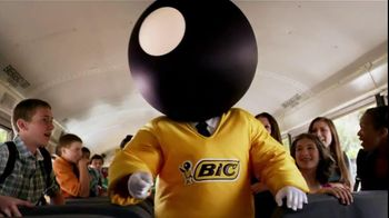BIC TV Spot For Back To School