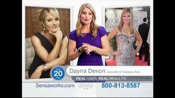 Sensa TV Spot Featuring Dayna Devon - Thumbnail 2