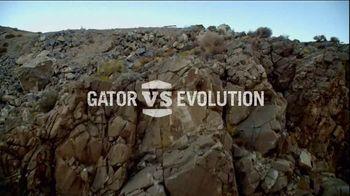 John Deere Gator RSX 850i TV Spot, 'Gator vs Evolution'