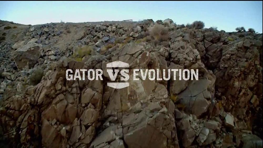 John Deere Gator RSX 850i TV Commercial, 'Gator vs Evolution'