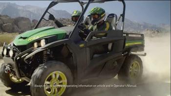 John Deere Gator RSX 850i TV Spot, 'Gator vs Evolution' - Thumbnail 9