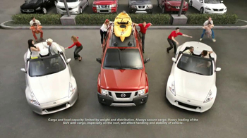 Nissan TV Spot, \'Summer Savin\' Days\'