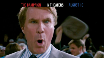 The Campaign - 375 commercial airings