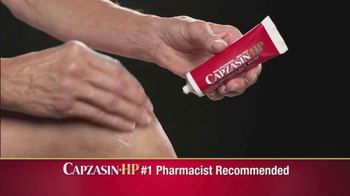 Capzasin TV Spot For Capzasin HP - Thumbnail 3