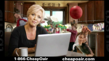 CheapOair TV Spot For Get Rid Of Chaos