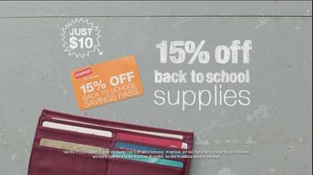 Back-To-School Savings Pass thumbnail