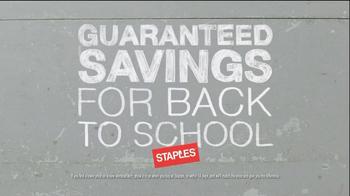 Staples TV Spot For Back-To-School Savings Pass - Thumbnail 6