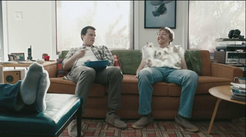 Hanes Comfort Blend T-Shirt TV Spot, 'Kitten Shirt' Feat. Michael Jordan - Thumbnail 3