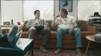 Hanes Comfort Blend T-Shirt TV Spot, 'Kitten Shirt' Feat. Michael Jordan - Thumbnail 8