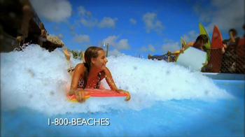 1-800 Beaches TV Spot For Beaches
