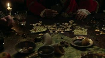 Captain Morgan Black Spiced Rum TV Spot, 'Banquet' - Thumbnail 1