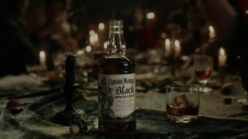 Captain Morgan Black Spiced Rum TV Spot, 'Banquet' - Thumbnail 7