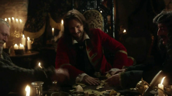 Captain Morgan Black Spiced Rum TV Spot, 'Banquet'