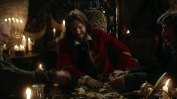 Captain Morgan Black Spiced Rum TV Spot, 'Banquet'