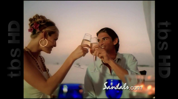 Sandals Grande Antigua Resort & Spa TV Spot, 'New Adventure' - 107 commercial airings