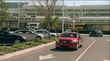 Chevrolet TV Spot For Chevy Malibu - Thumbnail 1