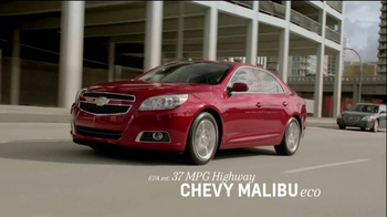 Chevrolet TV Spot For Chevy Malibu - Thumbnail 8