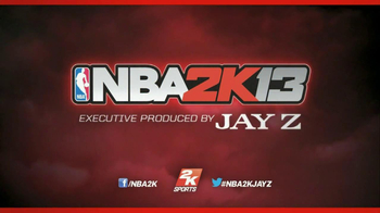 NBA2K13 TV Spot, 'A Champion' Song by Jay-Z - Thumbnail 7