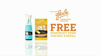 Glade Plug-in Scented Oils TV Spot - Thumbnail 9