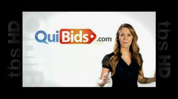 Quibids.com TV Spot - Thumbnail 3