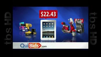 Quibids.com TV Spot - Thumbnail 4