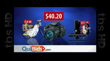 Quibids.com TV Spot - Thumbnail 5