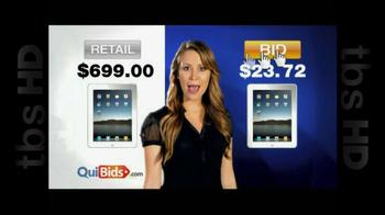 Quibids.com TV Spot - Thumbnail 6