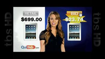 Quibids.com TV Spot - Thumbnail 7