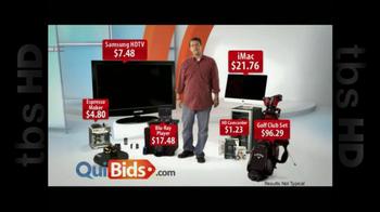 Quibids.com TV Spot