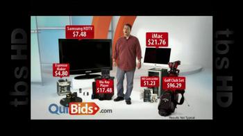 Quibids.com TV Spot - Thumbnail 9