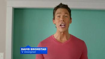 Sherwin-Williams HGTV Home TV Spot, 'HGTV Worthy' Featuring David Bromdstad - Thumbnail 1