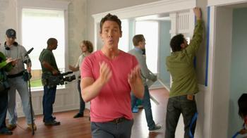 Sherwin-Williams HGTV Home TV Spot, 'HGTV Worthy' Featuring David Bromdstad - Thumbnail 6