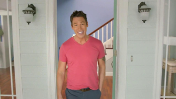 HGTV HOME by Sherwin-Williams TV Spot, 'HGTV Worthy' Featuring David Bromdstad - 153 commercial airings