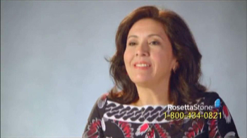 Rosetta Stone TV Spot For More Than Words - Thumbnail 3