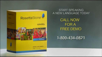 Rosetta Stone TV Spot For More Than Words - Thumbnail 7
