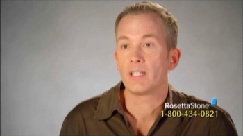 Rosetta Stone TV Spot For More Than Words - Thumbnail 9