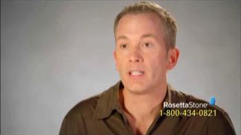 Rosetta Stone TV Spot For More Than Words - Thumbnail 9