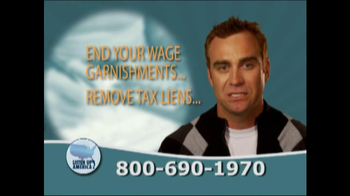 Listen Up America TV Spot, 'Tax Relief Hotline' - Thumbnail 5
