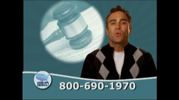 Listen Up America TV Spot, 'Tax Relief Hotline' - Thumbnail 9