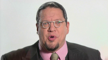 SuperFocus TV Spot Featuring Penn Jillette, Joel Grey and Rita Moreno