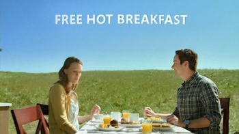 Hampton Inn & Suites TV Spot, 'Weekend Getaway'